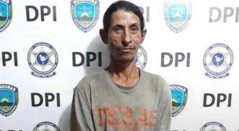 Reporte policial: Captura de Victor Antonio Ordoñez