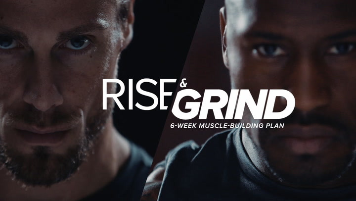 Program Overview | Rise And Grind: Six-Week Muscle-Building Plan