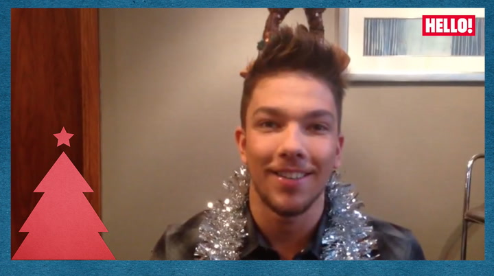 X Factor winner Matt Terry shares his favourite Christmas songs with HELLO!