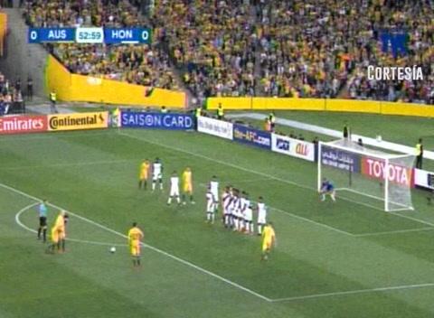 Australia 3 - 1 Honduras (Repechaje Rusia 2018)