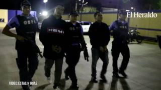 Capturan a supuestos miembros de la pandilla 18