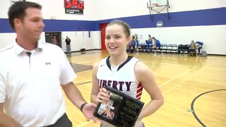 Athlete of the Week: Piper Francis, MV-BT/Liberty