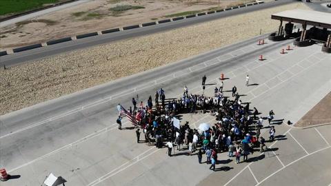 Alcaldes estadounidenses denuncian separación de inmigrantes