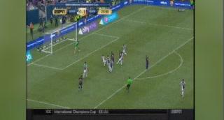 ¡PARA APLAUDIR! El impresionante golazo de Neymar a la Juventus