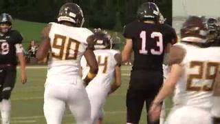 VIDEO: Kickapoo 49, Central 6