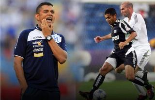 Amado Guevara es nominado al Salón de la fama de la MLS junto a Beckham