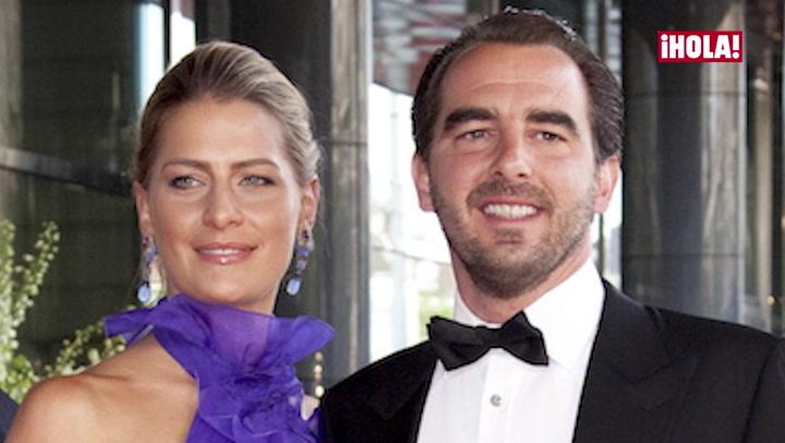 Así es Nicolás, el príncipe que lo dejó todo para vivir en Grecia su amor por Tatiana Blatnik