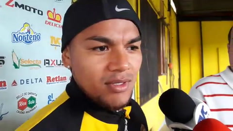 Mario Martínez habla si se va o no de Real España al fútbol costarricense