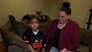 5-year-old Chiefs fan predicts 2018 Super Bowl