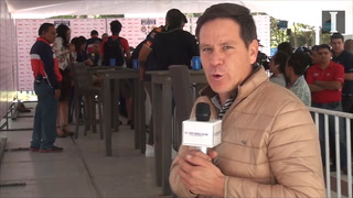 Son solamente tres puntos: Rodolfo Pizarro