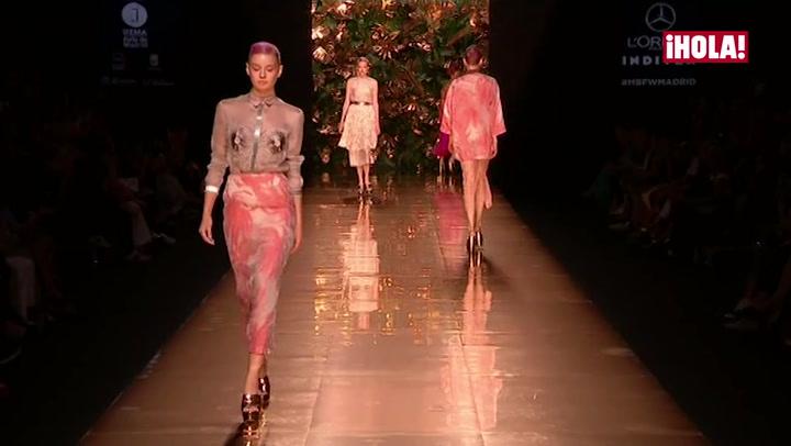 Fashion Week Madrid primavera-verano 2018: Duyos
