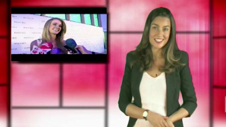 Hola News presentado por María Palacios 10/07/2013