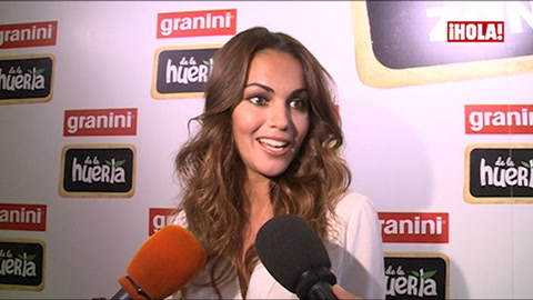 Lara Álvarez, sobre los rumores de boda con Fernando Alonso: \'Si diéramos el paso seríamos nosotros los que lo diríamos\'