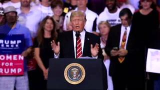 Trump anticipa fin del TLCAN