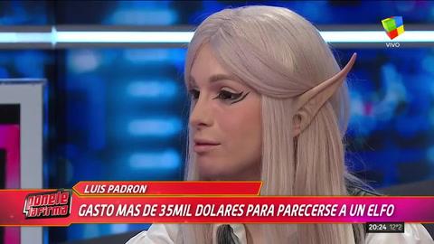 El elfo argentino le contó su historia a Marcelo Polino en Ponele La Firma