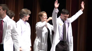 Future docs don the white coats