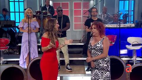 La cantante cubana Albita esta con nosotros en TN3