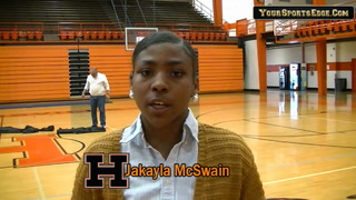 Jakayla McSwain Signs With Murray State