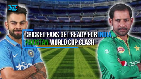 Cricket fans in UAE gear up for India-Pakistan World Cup clash