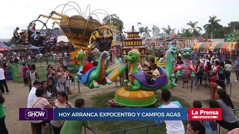 Elvis Crespo canta este sábado en Expocentro