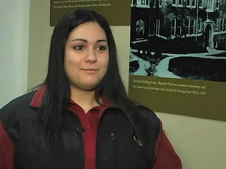 FSU Student Awarded for Community Service