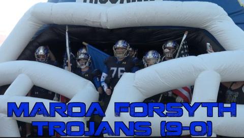 Maroa Forsyth Second Season Matchup