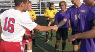 Pleasant Plains vs SHG Soccer