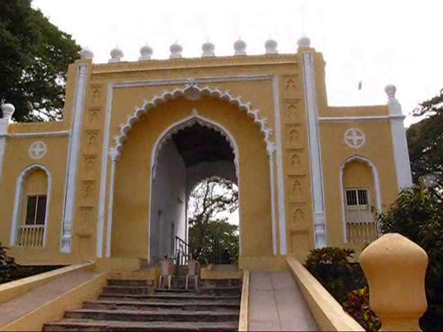 Mysore Videos-Tipu's Summer Palace