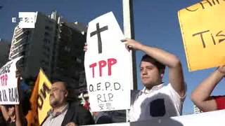 Socios del TPP harán consultas tras salida de EU