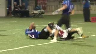 VIDEO: Stockton 28, Forsyth 6