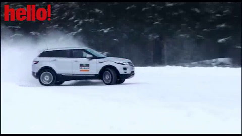 Winter driving preparation advice from Land Rover UK