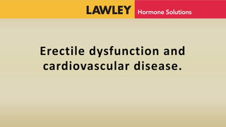 Erectile dysfunction and cardiovascular disease