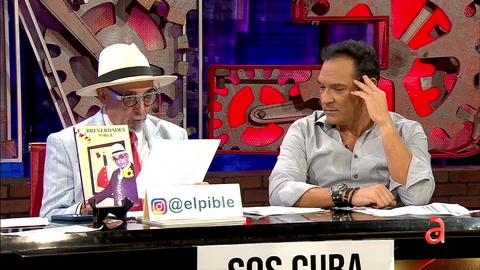 Rolando Tarajano con El pIble en Jueves de Latigo en TN3