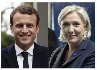 Macron y Le Pen disputarán la Presidencia en segunda vuelta