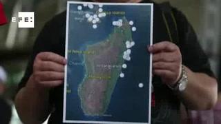 Suspenden búsqueda del avión malasio desaparecido en 2014