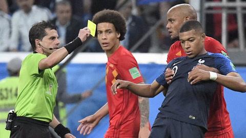 Francia derrota a Bélgica y es finalista del Mundial-2018