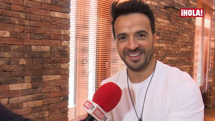En ¡HOLA! TV: Luis Fonsi nos habla de su éxito tras \'Despacito\'