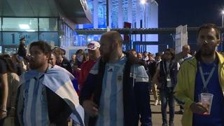 Argentina se dirige hacia un fracaso mundial, advierten hinchas