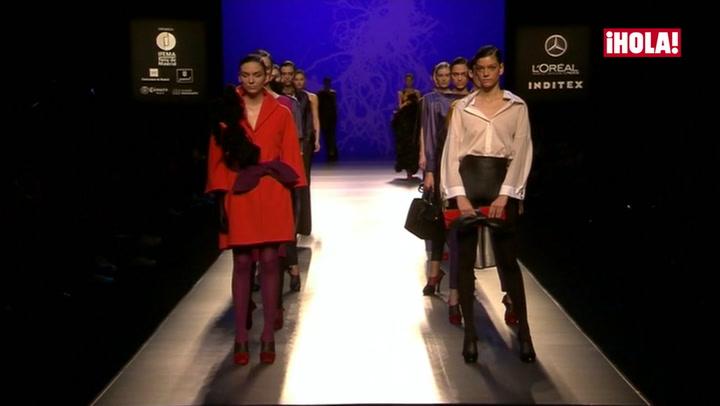 Fashion Week Madrid otoño-invierno 2016-2017: Ulises Mérida