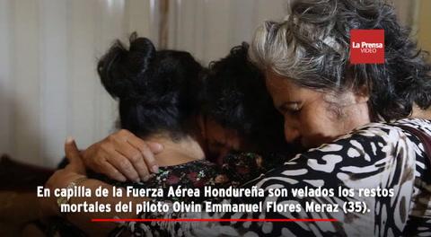 Capitán de la FAH será sepultado en El Progreso, Yoro