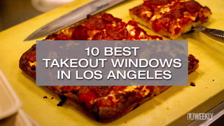 10 Best Takeout Windows in Los Angeles