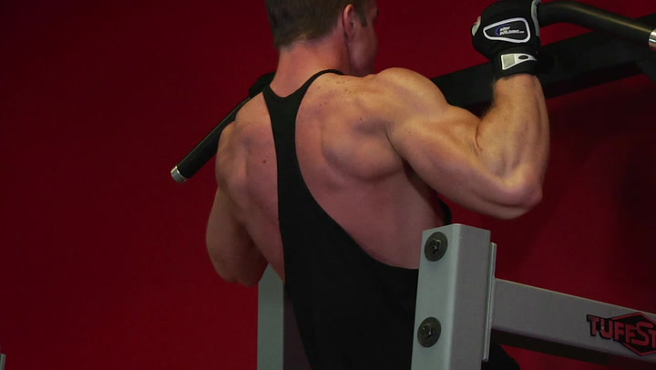 Pull-ups - Back Exercise