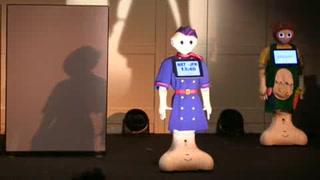 Robot Pepper tiene su primer desfile de moda
