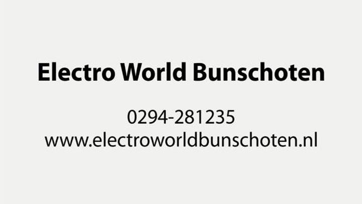 Electro World Bunschoten - Bedrijfsvideo
