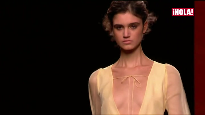 Fashion Week Madrid primavera- verano 2018: Teresa Helbig
