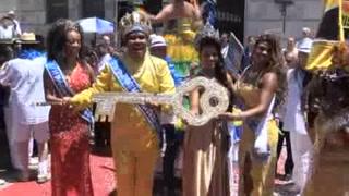 Brasil inicia cinco días de fiesta con el Carnaval