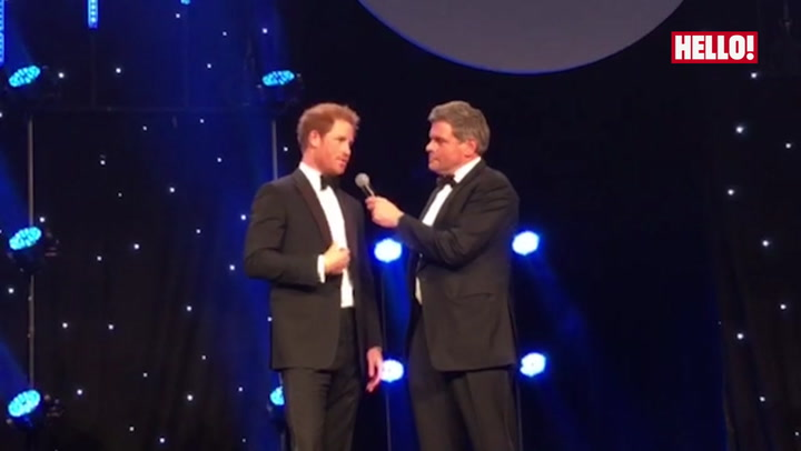 Prince Harry on his Invictus team comrades: \'I am happy to be able to call them my mates\'