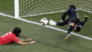 La tapada del Mundial 2010: Noel Valladares y el momento que nunca olvidará