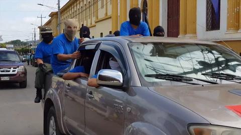 Masaya vigilada tras toma de control por gobierno de Nicaragua