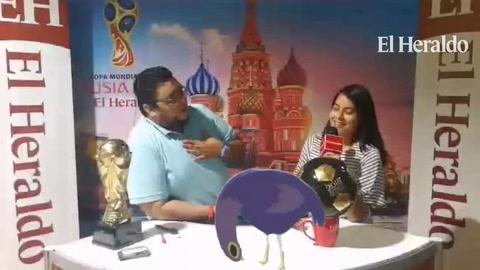 ZONA RUSA | Sabdy Flores no aceptó un nuevo reto de Gerson Gómez